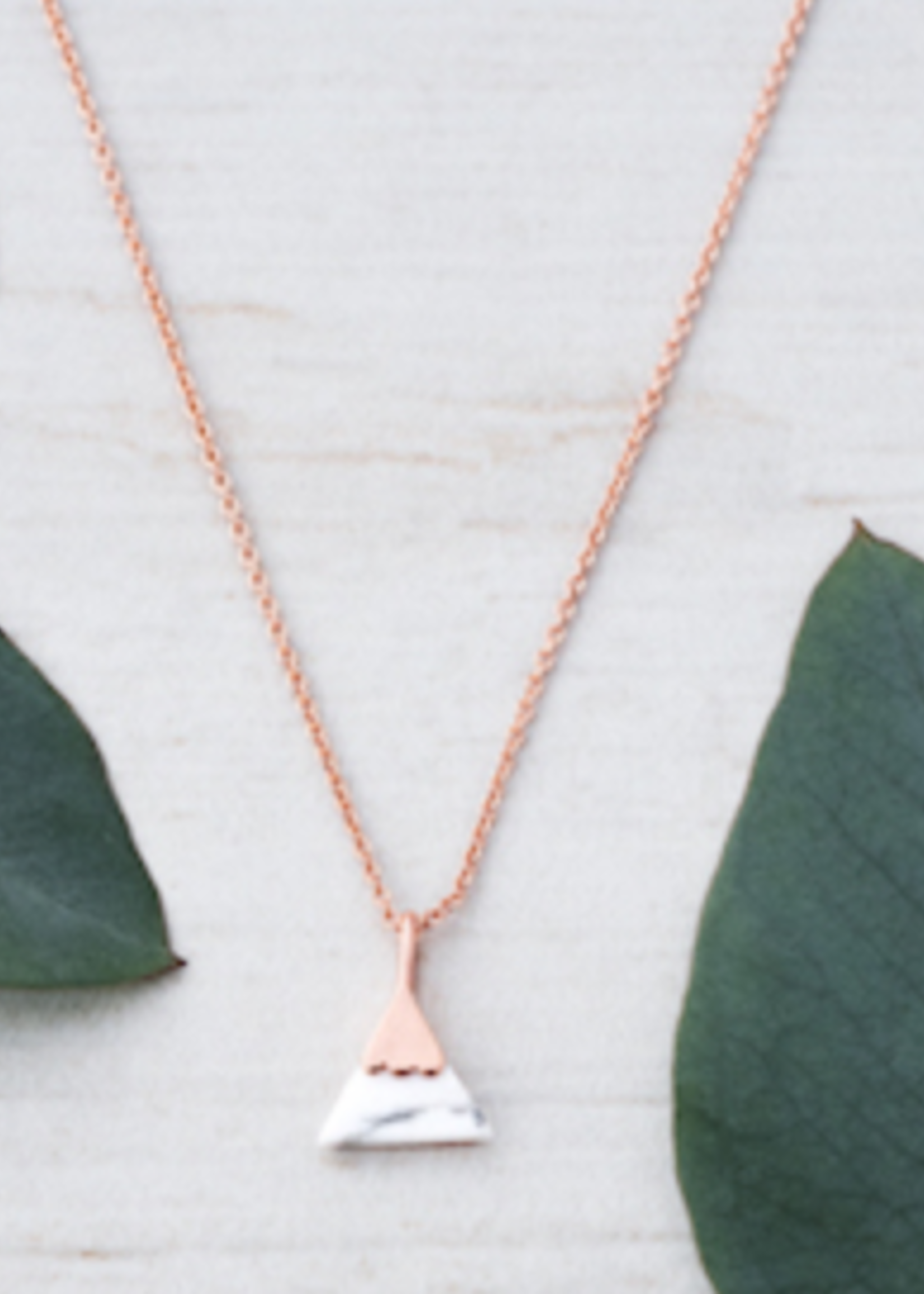 Glee Jewelry Peak Necklaces