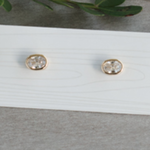 Orion Stud Earrings Gold