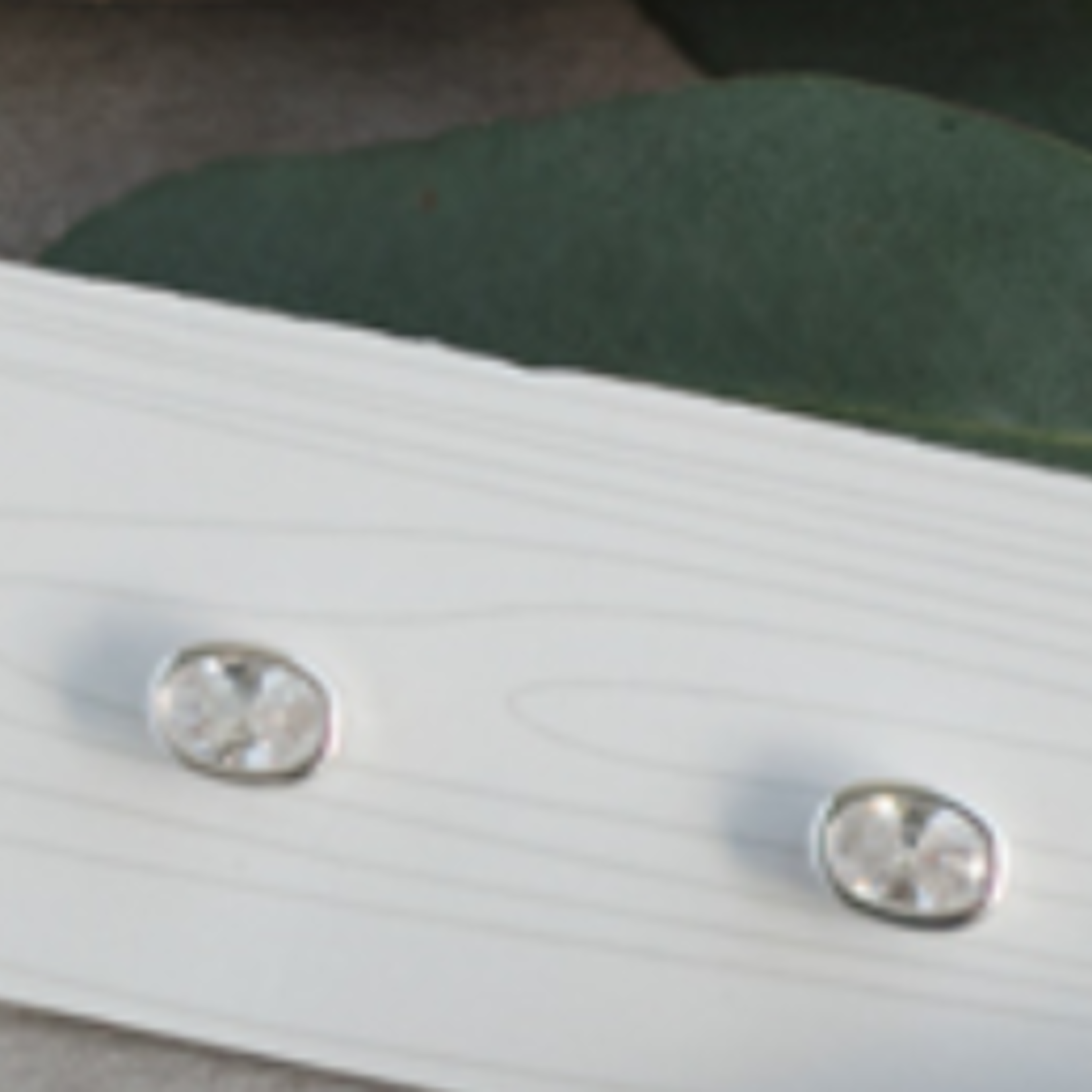 Orion Stud Earrings Silver