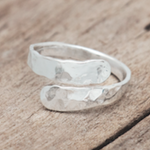 Silver Amity Ring