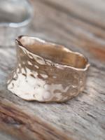 Glee Jewelry Harmony Ring Gold