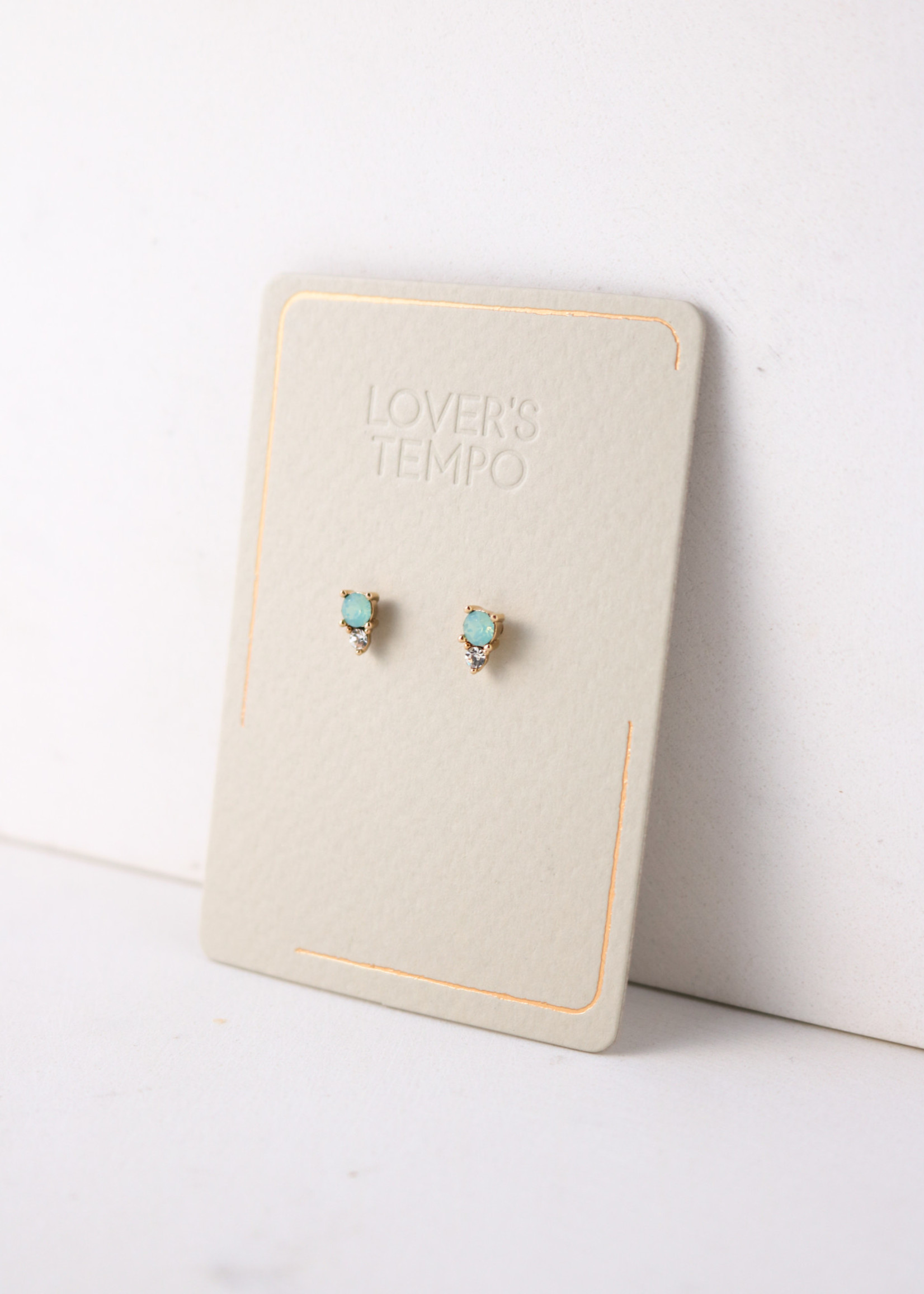 Lovers Tempo-Dolce Stud Earrings