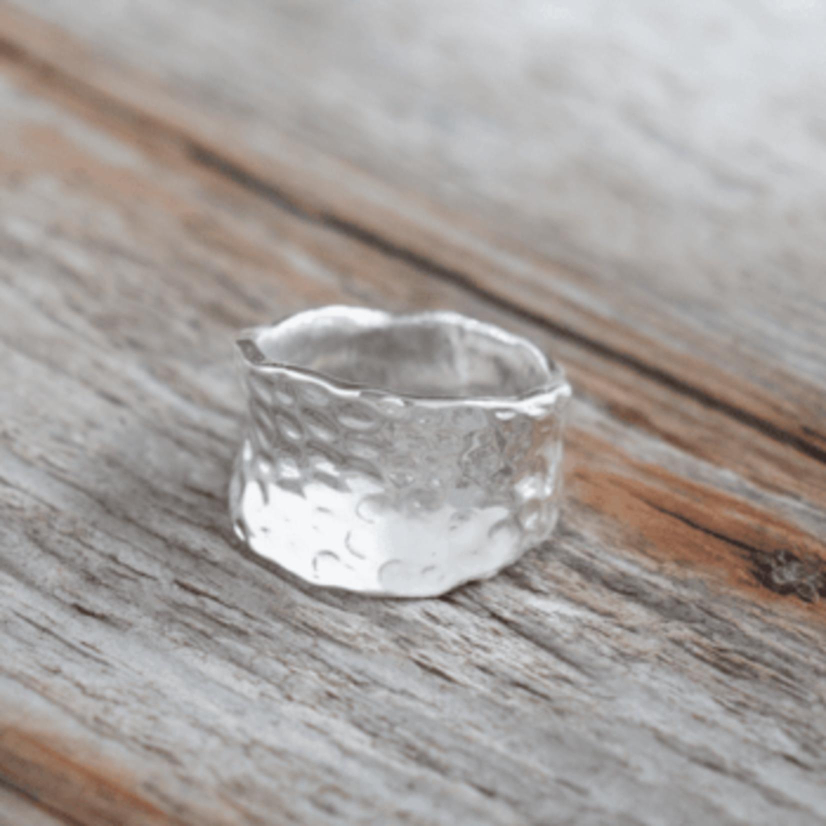 Harmony ring silver