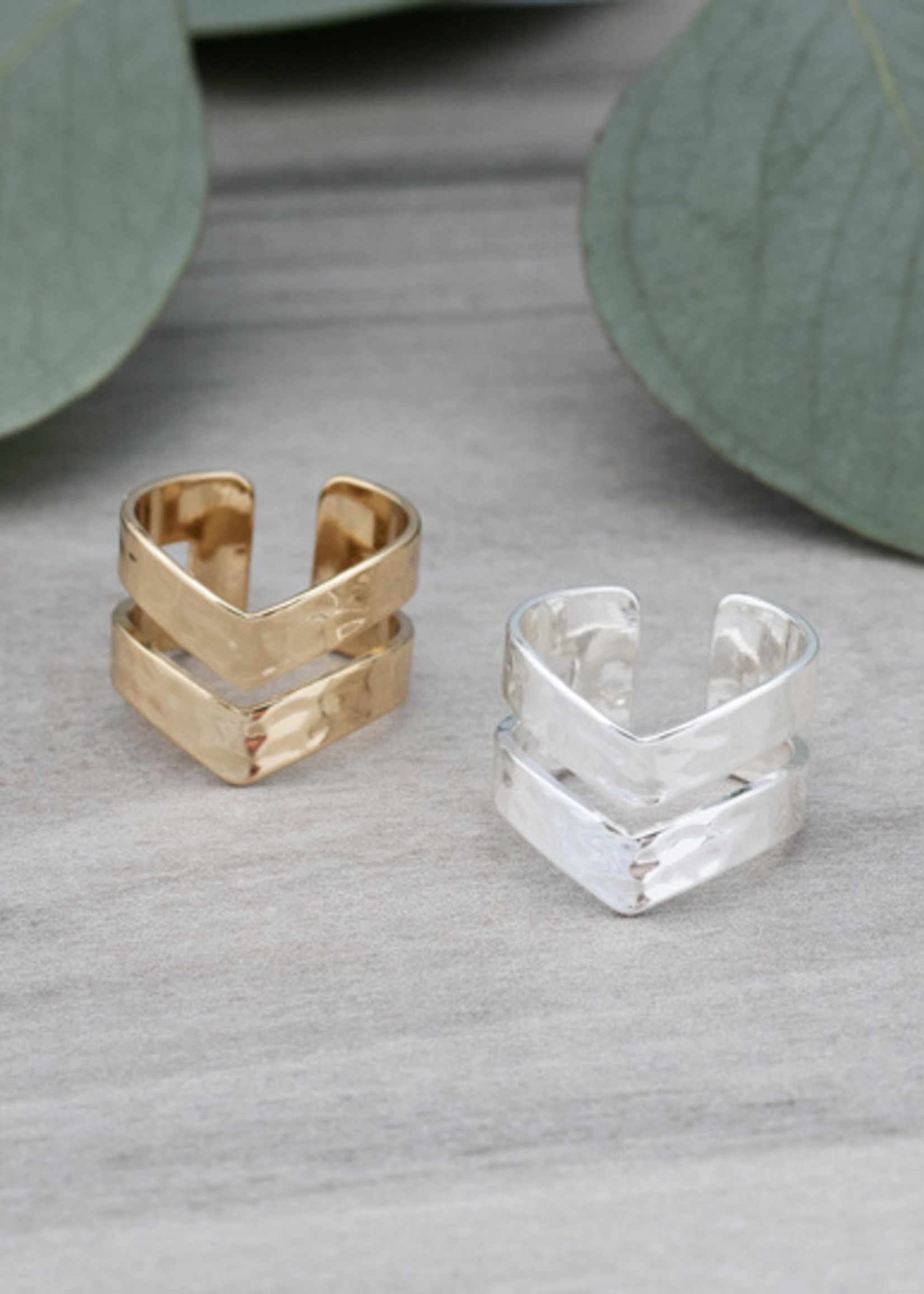 Soulmate Ring silver