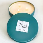 Ebony & Ivory Candle Co. Beach Please 14oz