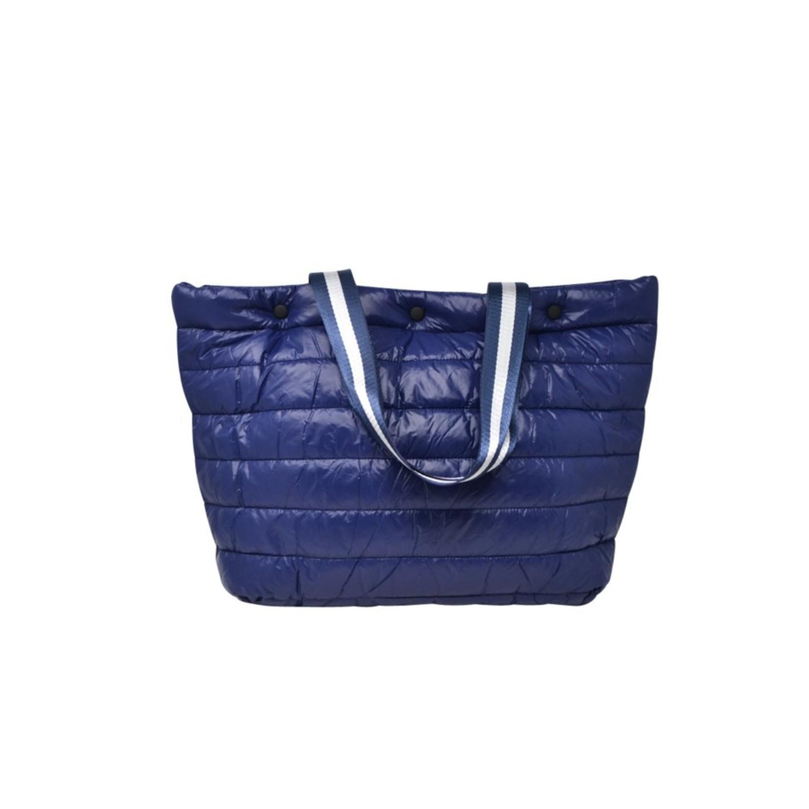 Puffer Tote Bag