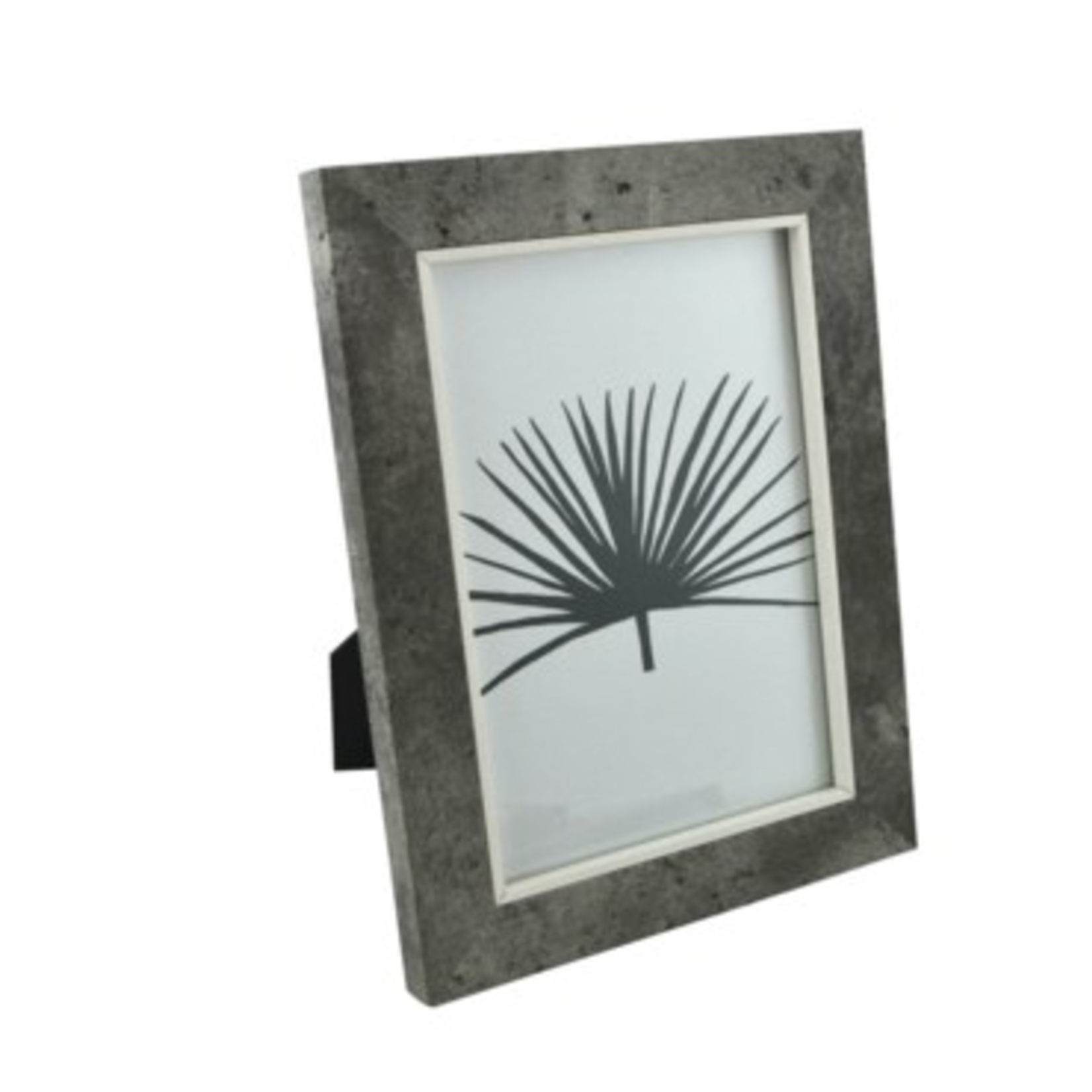 Grey Concrete Look Frame 5x7