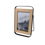 Photo Frame with Black Stand