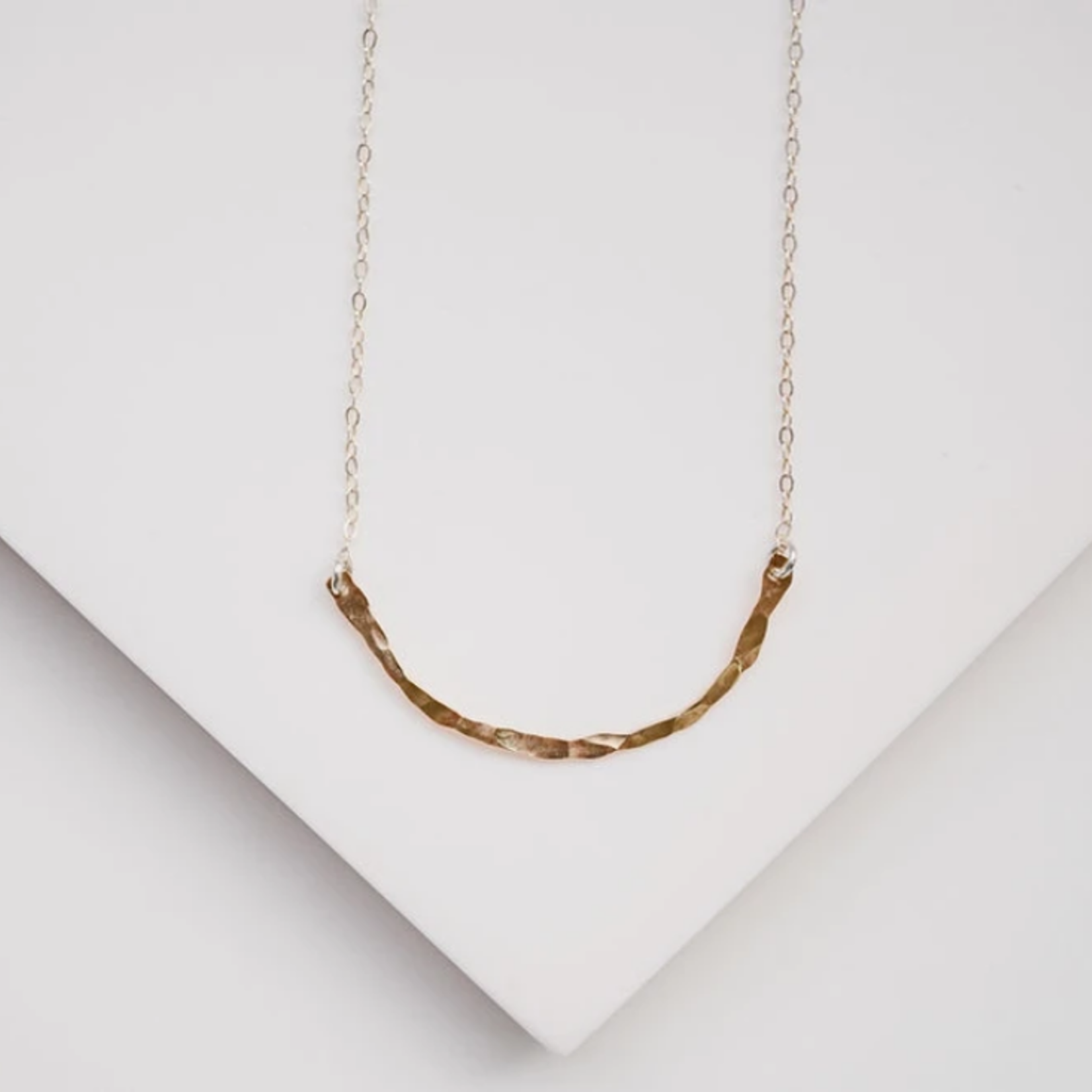 Branch necklace gold/gold