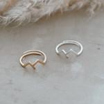Rocky Mountain Ring Silver