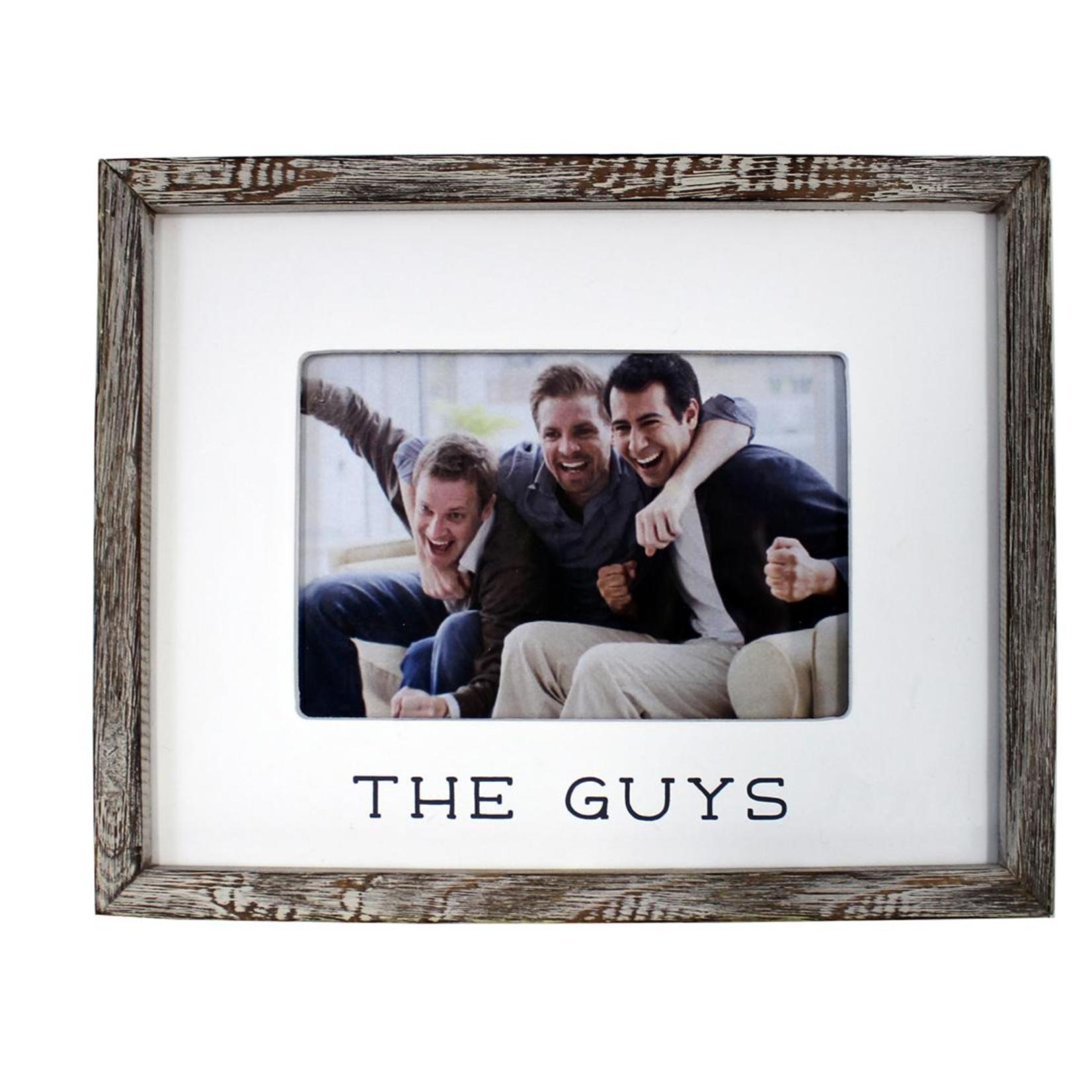 The  guys frame 4x6