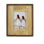 Thick wood frame 5x7