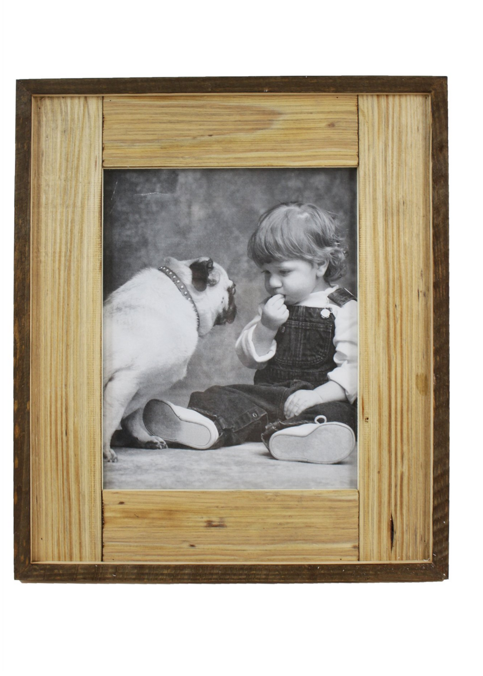 Thick wood frame 8x10