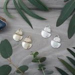 Georgia Earrings-Gold