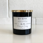 Ebony & Ivory Candle Co. Rich Bitch- 16oz