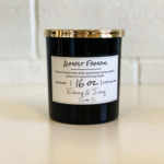 Ebony & Ivory Candle Co. Almost Famous- 16oz
