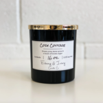 Ebony & Ivory Candle Co. Cozy Cottage- 16oz
