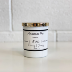 Ebony & Ivory Candle Co. Mountain Fir- 8oz