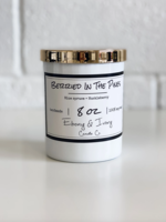 Ebony & Ivory Candle Co. Berried in the Pines- 8oz