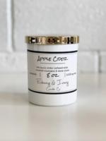 Ebony & Ivory Candle Co. Apple Cider 8oz