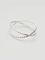 Devi Orbit ring silver