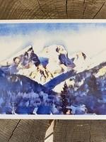 Tannis McDonald TannisThree Sisters Postcard