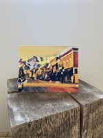 Tannis McDonald Downtown Fernie Card