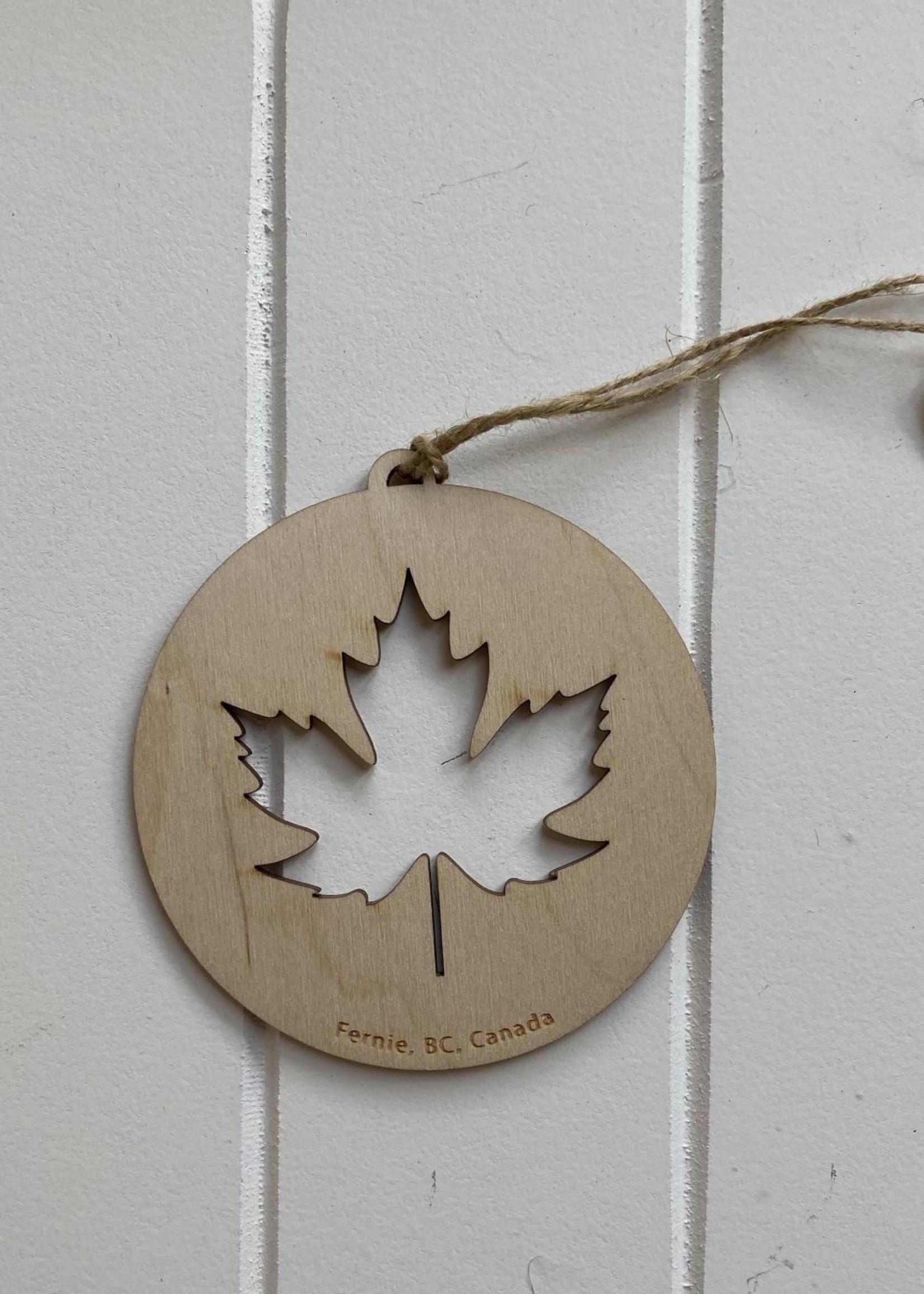 Wild Wolves Design Wild Wolves Fernie Ornament