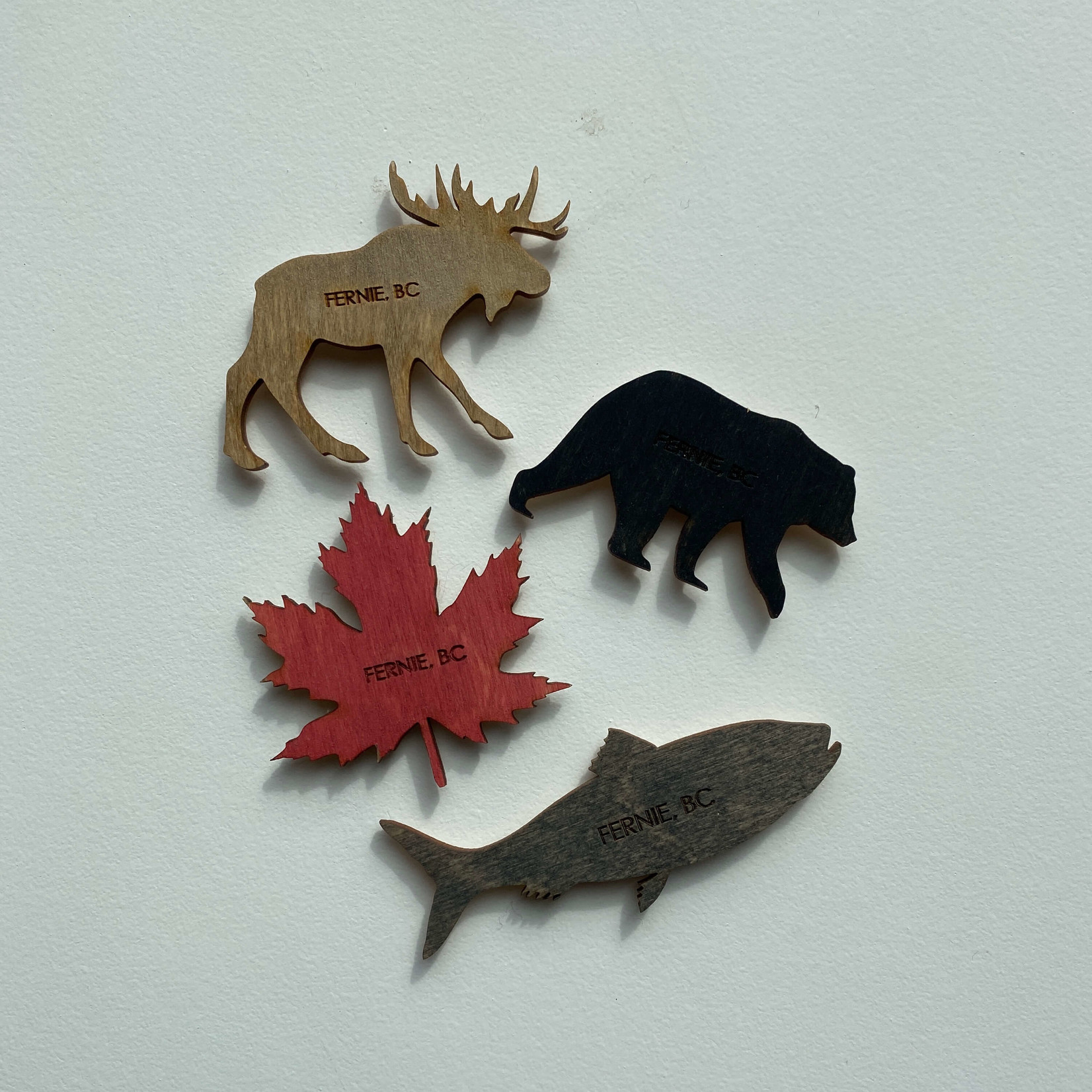 Wild Wolves Design Wild Wolves Fernie BC Magnets