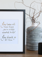 Wrinkle and Crease All Those Things poster