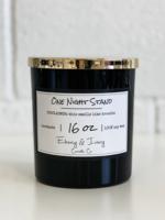 Ebony & Ivory Candle Co. One Night Stand 16oz