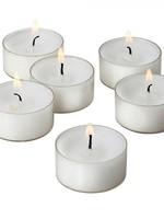 Ebony & Ivory Candle Co. Tea light Speak Easy
