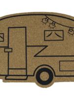 Cork camper trivet