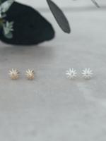 Glee Jewelry Starburst Earring RG
