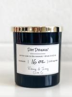 Ebony & Ivory Candle Co. Day Drinking 16oz