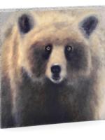 Moon bear mini block