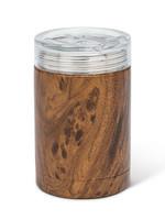 Abbott Insulated Tumbler- Woodgrain