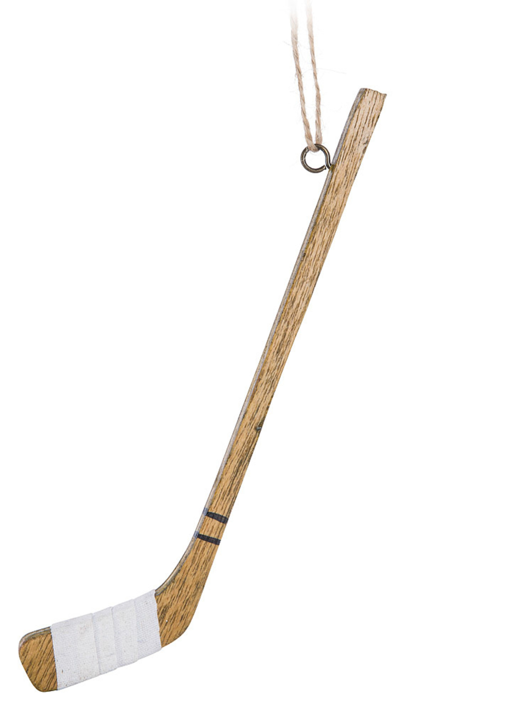Abbott Hockey Stick Ornament