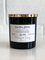 Ebony & Ivory Candle Co. Humble Abode- 16oz