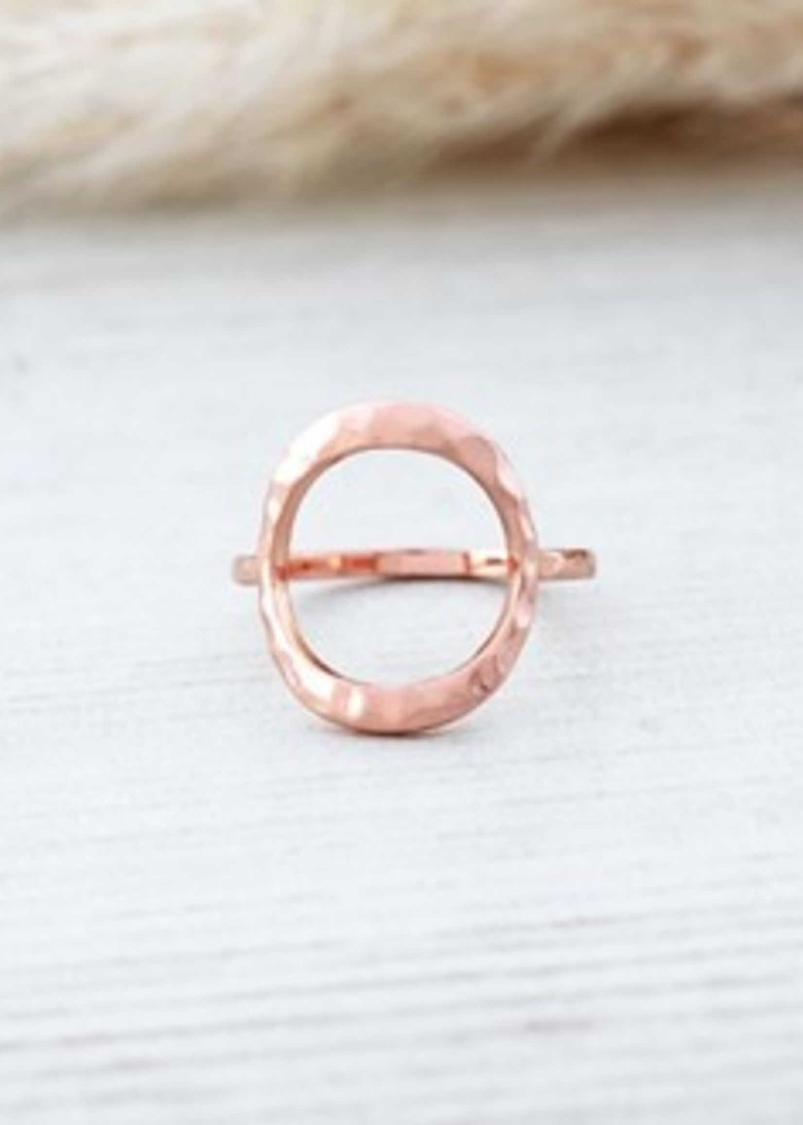 Glee Jewelry Carrie ring rose gold