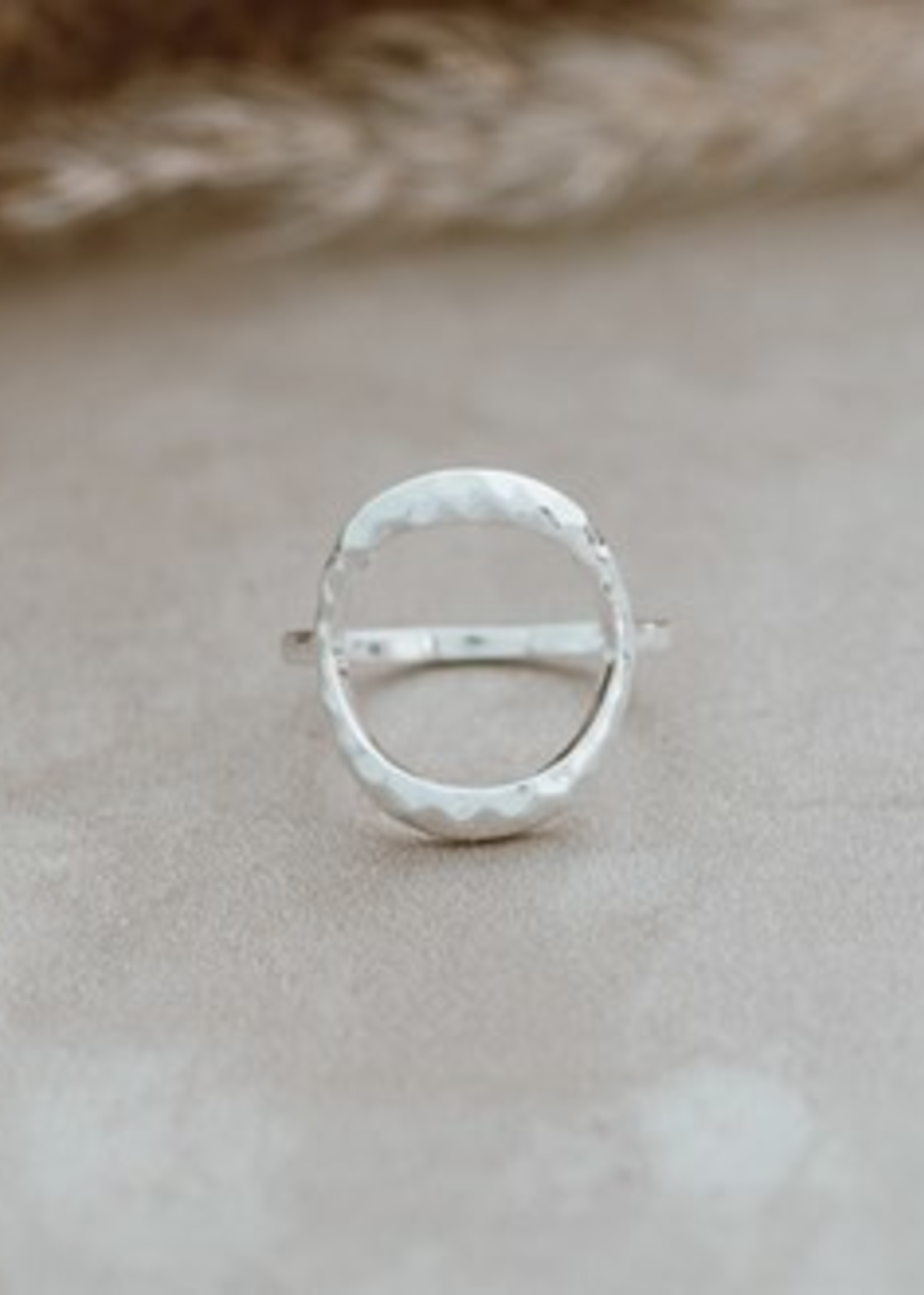 Glee Jewelry Carrie Ring Silver