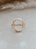 Glee Jewelry Carrie Ring Gold