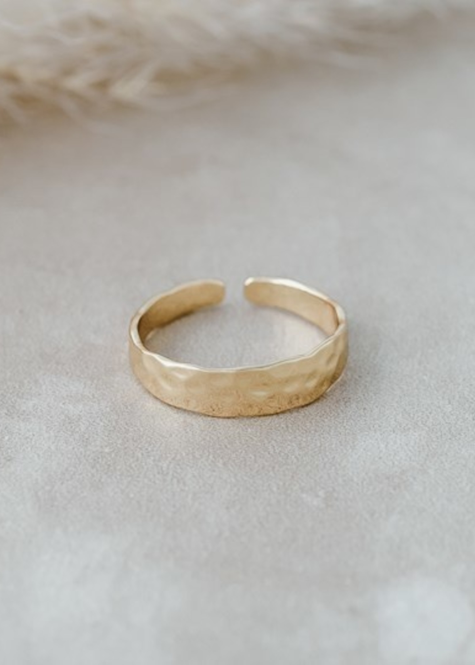 Glee Jewelry Missy Ring Gold