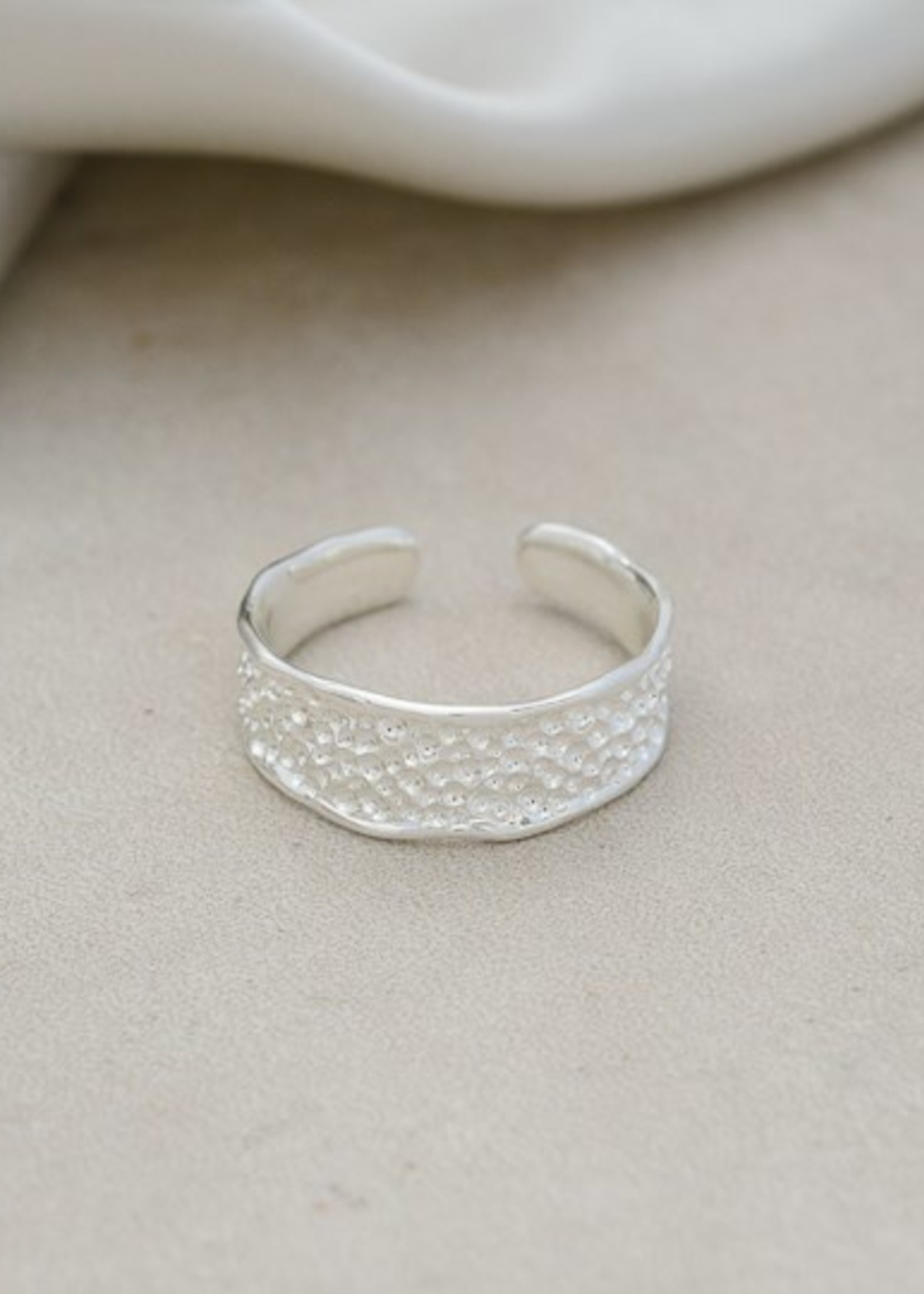 Glee Jewelry Emmy Ring Silver