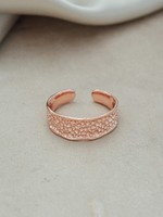 Glee Jewelry Emmy Ring Rose Gold