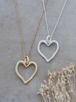 Glee Jewelry Truly Necklace Gold