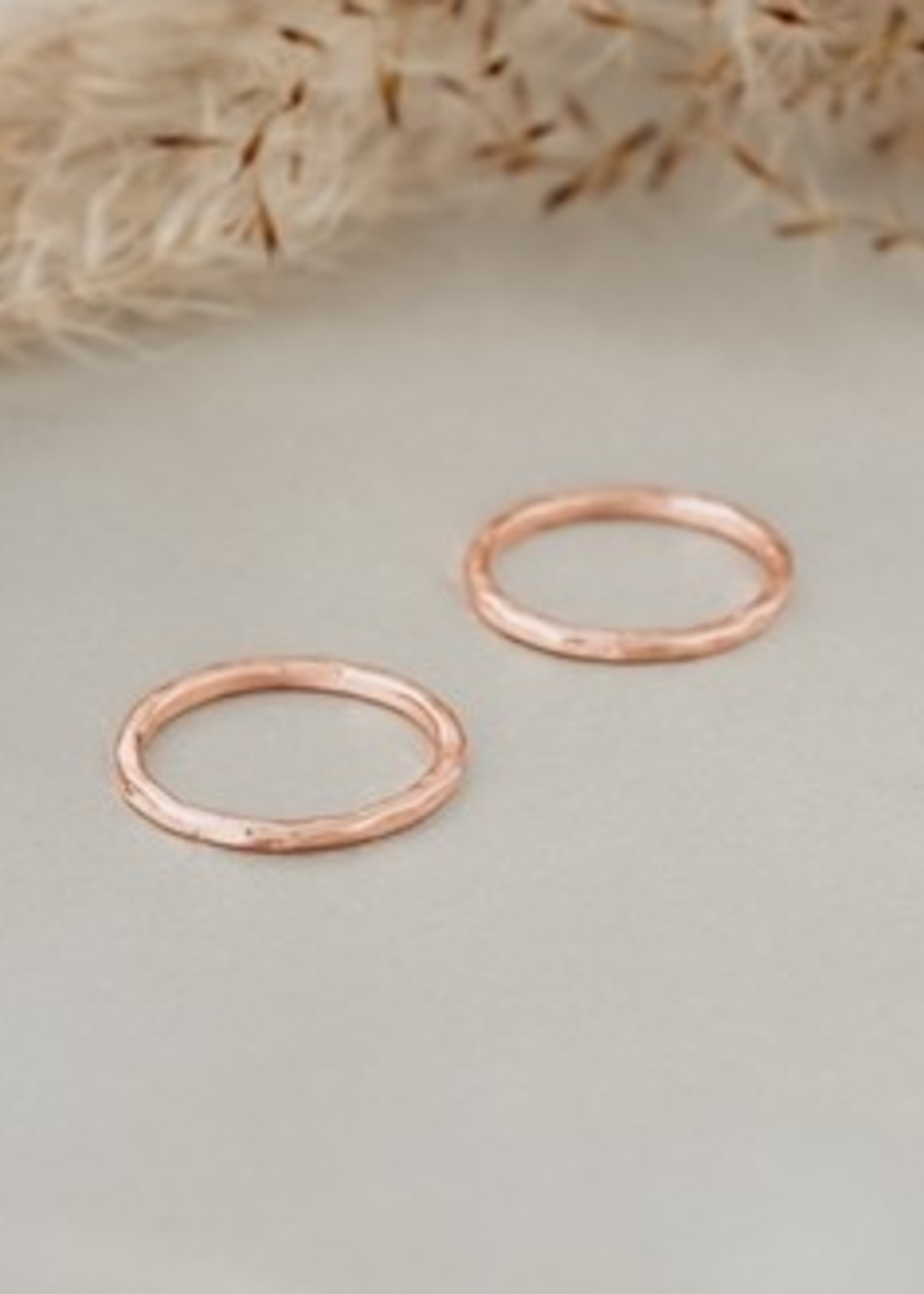 Glee Jewelry Stacking Rings Assorted