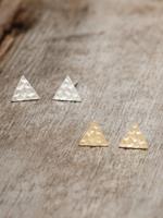 Glee Jewelry Element Studs-Silver