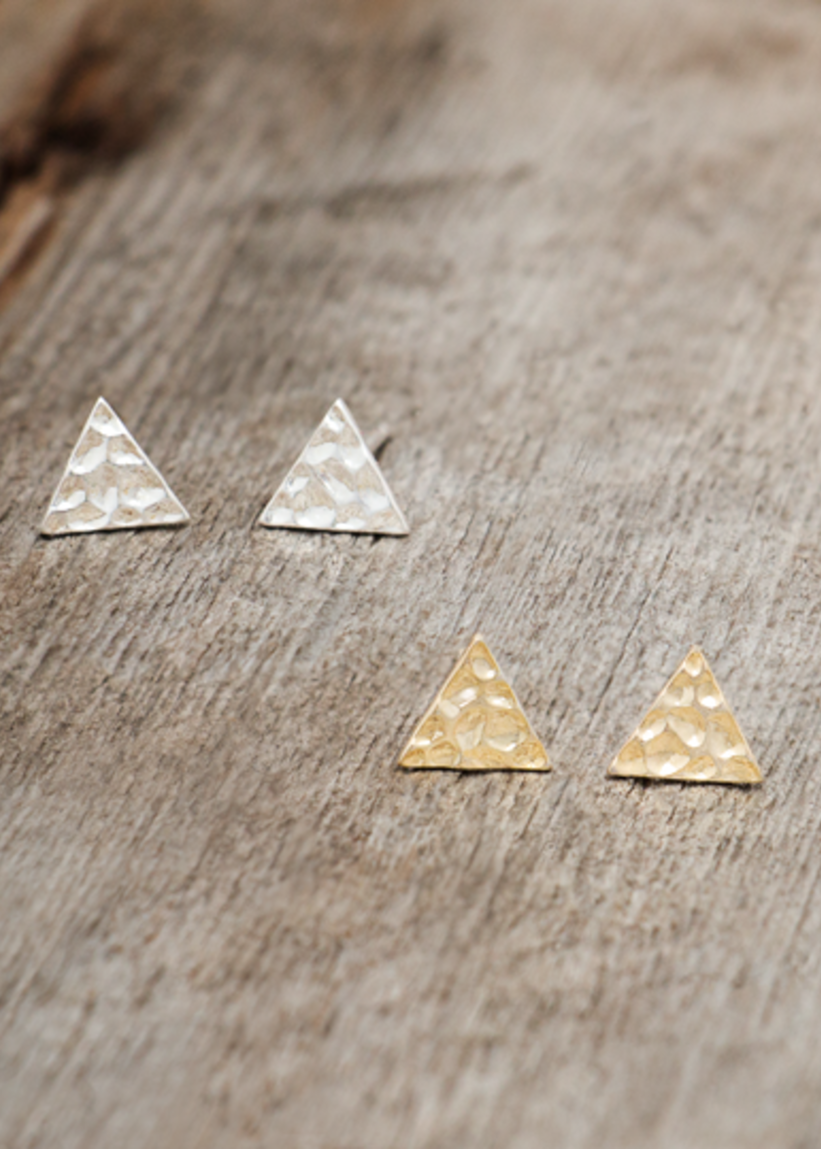 Glee Jewelry Element Studs-Gold