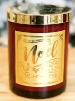 Ebony & Ivory Candle Co. Noel Candle 8oz